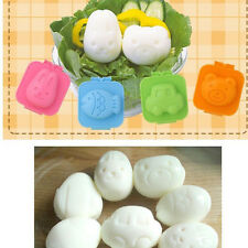 Cute Boiled Egg Rice Sushi Mold Bento Maker Sandwich Cutter Decorating Mould CN