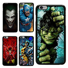 The Avengers Marvel Justice League Comic Hard iPhone 5 5s 6 6 Plus Case Cover