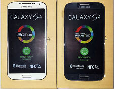 New Samsung Galaxy S4 SGH-I337 -16GB -White,Black  (AT&T)(Unlocked)