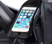 Scooter 3M Large Adhesive Mount + Waterproof IPX4 Case for Apple iPhone 6 Plus