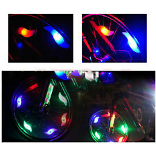 HOT sale Vogue Bright Bike Bicycle Cycling Wheel Tire Tyre LED Spoke Light Lamp
