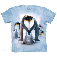Kid's Penguin Heart T-Shirt