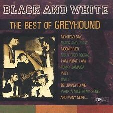 NEW - Black & White: Best of by Greyhounds