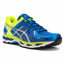 NEW Men's Asics GEL Kayano 21 Royal/Lightning/Flash Yellow T4H2N.5991 sz 9-12 D