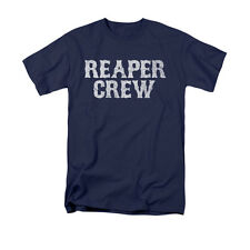 Sons of Anarchy Reaper Crew T-Shirt Sizes S-3X NEW