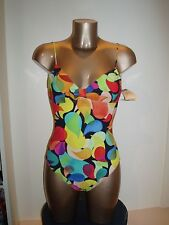 Rasurel Calvi Swimsuit in Kohl in Size 8 and 10 NEW