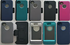 New Defender Case & Holster Belt Clip For IPhone 4/4S