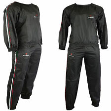 BILLZAN Heavy Duty Sweat Sauna Suit Gym Exercise Fitness, Weight Loss, AntiRip
