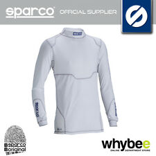 NEW! SPARCO PRO TECH KW-7 KARTING KART SHORT SLEEVE T-SHIRT 100% COOLMAX FABRIC