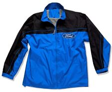 Ford Blue Oval Windbreaker Jacket - by David Carey Originals - BRAND NEW!