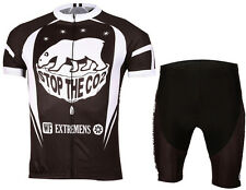 Cycling Jersey Cycle Shirt Bicycle Jersey Cyclist Suit & Short Set MIX-S08