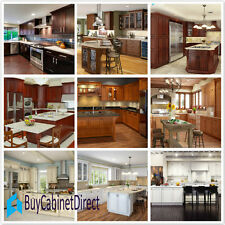All Wood 10'x10' Kitchen Cabinets 12 Color Options from $1099 @ BuyCabinetDirect