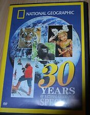 National Geographic Video - 30 Years of National Geographic Specials (DVD, 2003)