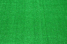 Dean Indoor/Outdoor Green Artificial Grass Turf Carpet/Area Rug w/Marine Backing