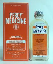 PERCY MEDICINE 3 OZ - FOR DIARRHEA AND OVERINDULGENCE IN FOOD AND DRINK/DIARREA