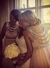 Long Formal Evening Party Bridesmaid Dresses Plus Size Prom Ball Pageant Gowns