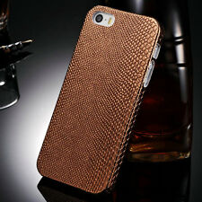 Luxury Lizard Skin Pattern Hard Plastic Case Cover For iPhone 5 5S 6 6 Plus 5.5""