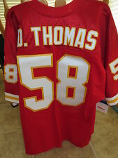 Derrick Thomas 1994 Kansas City Chiefs authentic Wilson NFL Pro Line game jersey