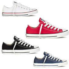 New All Stars Mens Chuck Taylor Classic Canvas Low Tops Trainer Sneaker OX Shoes