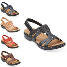 Clarks Women's Leisa Annual Sandal - New With Box