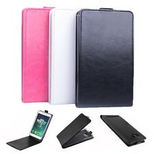 """New Leather Build-in Case Cover For 5.5"""" Lenovo S8 ChangWan A5860 Mobile Phone"""