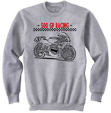JAPANESE MOTORCYCLE 500 RACING - NEW GRAPHIC SWEATSHIRT- S-M-L-XL-XXL