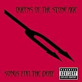 QUEENS OF THE STONE AGE - Songs For The Deaf (CD, 2002 Interscope Records)