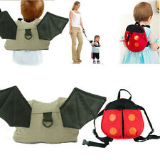 Brand New Baby Kid Keeper Toddler Walker Safety Harness Backpack Bag Strap Rein