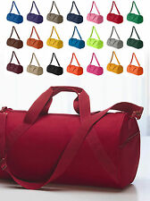 NEW Liberty - Bags Recycled Small LIGHT WEIGHT WORKOUT BALL Duffle Gym Bag 8805