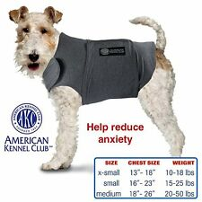 NEW American Kennel Club CALM COAT Anti-Anxiety & Calming Coat for Dogs/ Puppies