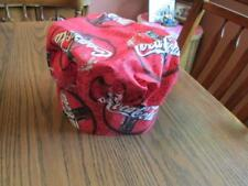 Coca Cola Logo Famous But Discontinued Print Grilling Barbecue Hat for Adults