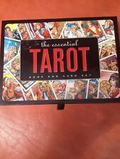 The Essential Tarot Kit Book and Card Set by Rosalind Simmons