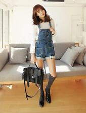 Fashion Washed Casual Jumpsuit Romper Overall Jeans Shorts Frayed Denim Hot Pant