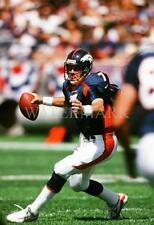 AS566 John Elway 1988 Action Shot Trying To Escape A Sack 8x10 11x14 16x20 Photo