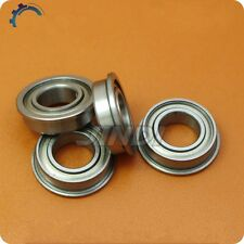 10PCS Miniature bearings with flange ribs Cup F693 F694 F695 F696 F698 F699ZZ