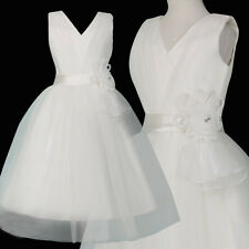 Girls Flower/Bridesmaid/Evening/Party/Prom/Christening/Communion Dress Age 7-12Y