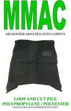 MOULDED CAR CARPETS (T19) TOYOTA HILUX EXTRA CAB 79-88 F& R