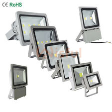 10W 30W 50W 100W LED FloodLight Backpacks Waterproof Outdoor Garden SpotLamp E2C