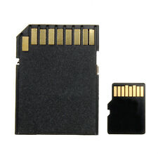 Micro SD TF 32GB 64GB 128GB Secure Flash Memory Card Class 6 + Adapter For MP3