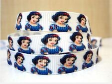 "3/8"" Princess Snow White  grosgrain ribbon! Combined shipping offered!"