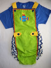 NEW DESIGN ~ HANDY ROMPER's ~ SUBMARINE ~ Adult Baby Sissy Boy Dress Up Sun Suit