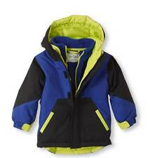 Boys 3 in 1 CHILDREN'S PLACE Winter Coat Jacket Size 4T 4 5/6 7/8 Edge Blue NWT