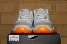 Nike Air Jordan 11 Retro XI Low GG GS Citrus White 580521-139