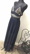 Glamorous Maxi Dress with Embroidery RRP £40 (AS-9/12)