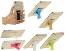 New Finger Grip Phone Holder Desk Stand for Mobile Phones iPhone iPad Tablet