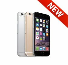 Unlocked Apple iphone 6 16GB 4G LTE Gold Silver Grey New Open Box