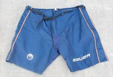 Edmonton Oilers Pro Stock Hockey Pant Shells All Makes, Models, & Sizes