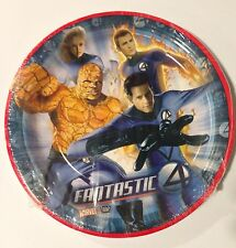 Fantastic 4 Birthday Party Supplies Paper, Plates, cups, napkins