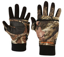 Arctic Shield System Gloves Mossy Oak Infinity Camo Size Size Large