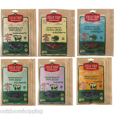 Field Trip Jerky - Made w/Usda Approved Beef, O Preservatives, No Gluten